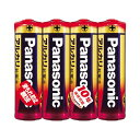 (まとめ)パナソニック アルカリ乾電池 単3形LR6XJ/4SE 1パック(4本)【×10セット】 1