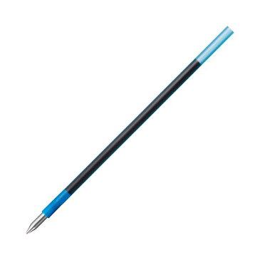 (まとめ) トンボ鉛筆 油性ボールペン替芯 CLE 0.5mm 青 BR-CLE15 1セット(5本) 【×30セット】
