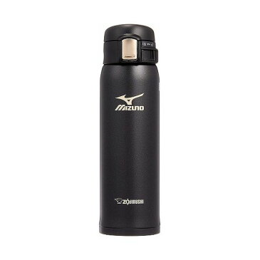 象印 ステンレスマグ 水筒 ミズノ 0.48L ブラック SM-SM48-BA 保温 保冷 ステンレスボトル