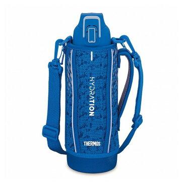 サーモス 真空断熱スポーツボトル FHT-1001F BLSL 1L ブルーシルバー
