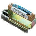 リコメン堂で買える「SK11・D型ブラシ‐ステンレス・NO.64 大工道具:砥石・ペーパー:竹ブラシ他」の画像です。価格は2,926円になります。