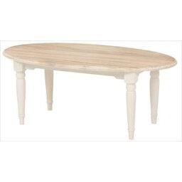 テーブル MT-7335WH (代引き不可)【送料無料】
