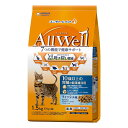 AllWell 10歳以上の腎臓の健康維持用 フィッシュ味 挽き小魚とささみフリーズドライパウダー入り 1.5kg オールウェル ペット