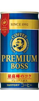 BOSS ボス プレミアムボス 185g×30本