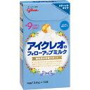 アイクレオ フォローアップミルク スティックタイプ 13.6g×10本入【ポイント10倍】