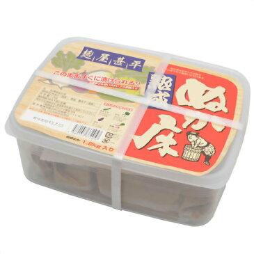 麹屋甚平 熟成ぬか床 1.2kg マルアイ食品【ポイント10倍】