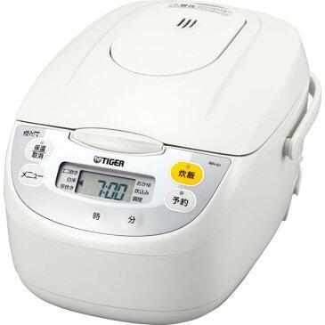 タイガー 炊きたて マイコン炊飯ジャー5.5合炊き 電気調理器具 JBH-G101W(代引不可)【ポイント10倍】