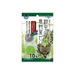 マルカン 鈴虫の夏野菜ゼリー7g×10個 KW-12
