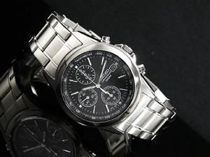 セイコーSEIKO腕時計クロノグラフメンズSND309【送料無料】