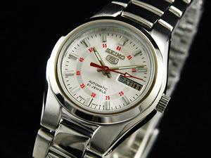 セイコー5SEIKOファイブ腕時計自動巻きレディースSYMC21K1