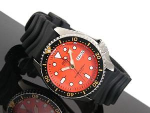 セイコーSEIKO腕時計オレンジボーイダイバーSKX011J【送料無料】