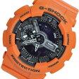 カシオ CASIO Gショック レスキューオレンジ メンズ 腕時計 時計 GA-110MR-4 オレンジ【ポイント10倍】【楽ギフ_包装】