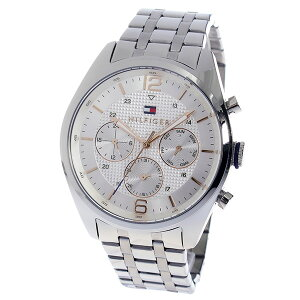 トミーヒルフィガーTOMMYHILFIGERクオーツメンズ腕時計時計1791186ホワイト【ポイント10倍】【_包装】