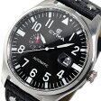 シーマ CYMA 自動巻き メンズ 腕時計 時計 CS-1001-BK ブラック/ブラック【ポイント10倍】【楽ギフ_包装】