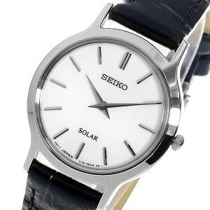 セイコーソーラークオーツレディース腕時計時計SUP299P1ホワイト【ポイント10倍】【_包装】