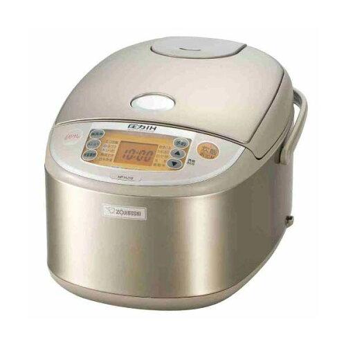 象印 ZOJIRUSHI 圧力IH炊飯ジャー 炊飯器 1升炊き NP-HJ18 ステンレス