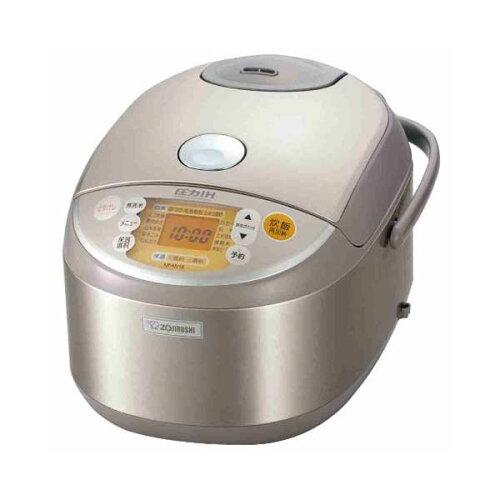 象印 ZOJIRUSHI 圧力IH炊飯器 1升炊き NP-NV18 ステンレス