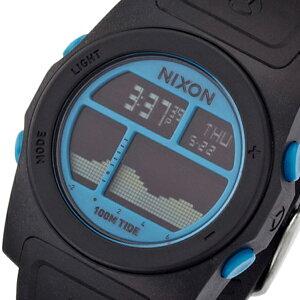 ニクソンNIXONリズムRHYTHMデジタルメンズ腕時計時計A385930ブラック【ポイント10倍】【_包装】