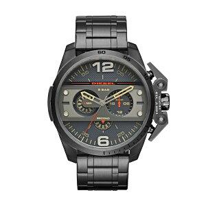 ディーゼルDIESELアイアンサイドクロノメンズ腕時計時計DZ4363ガンメタ【ポイント10倍】【_包装】