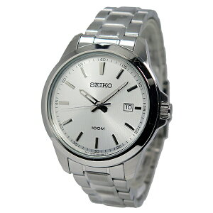 セイコーSEIKOクオーツメンズ腕時計時計SUR151P1シルバー【ポイント10倍】【_包装】