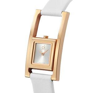カルバンクラインCalvinKleinクオーツレディース腕時計時計K4H436.L6シルバー【ポイント10倍】【_包装】
