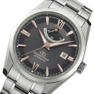 オリエントオリエントスター自動巻きメンズ腕時計WZ0011AFブラック国内正規【送料無料】【ポイント10倍】【_包装】