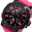 コグ COGU 自動巻き メンズ 腕時計 時計 3SKU-PKB ピンク/ブラック【ポイント10倍】【楽ギフ_包装】