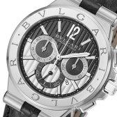 ブルガリ ディアゴノ カリブロ303 クロノ 自動巻き メンズ 腕時計 DG42BSLDCH【送料無料】【ポイント10倍】【楽ギフ_包装】