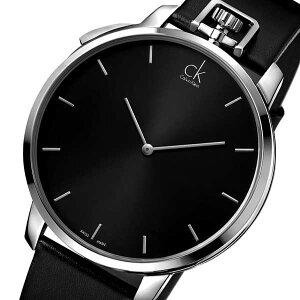 カルバンクラインエクセプショナルメンズ腕時計時計CLK3Z211C1ブラック【ポイント10倍】【_包装】