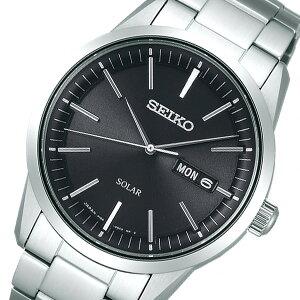 セイコーSEIKOスピリットソーラーメンズ腕時計時計SBPX063ブラック国内正規【ポイント10倍】【_包装】