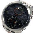 ディーゼル DIESEL クオーツ メンズ 腕時計 時計 DZ7359 ブラック【ポイント10倍】【楽ギフ_包装】
