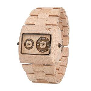 ウィーウッドWEWOOD木製メンズ腕時計時計JUPITER-RS-BEEベージュ国内正規【ポイント10倍】【_包装】