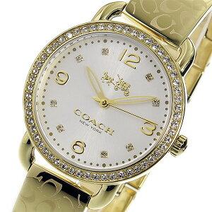 コーチCOACHクオーツレディース腕時計14502354ゴールド【送料無料】【ポイント10倍】【_包装】