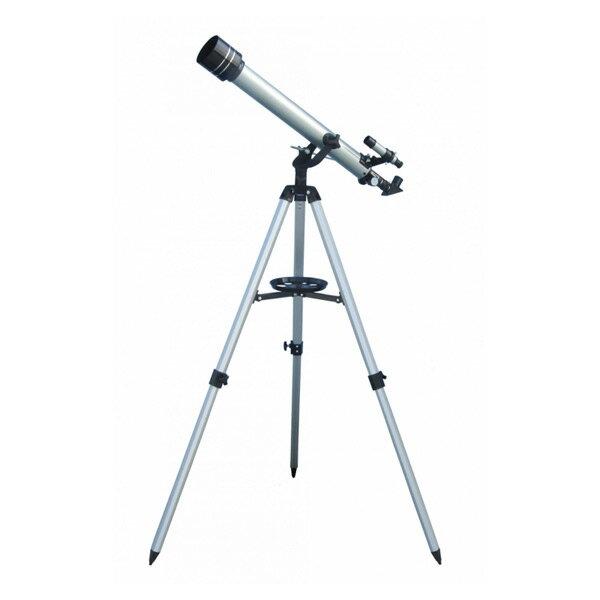 ミザール MIZAR 天体望遠鏡 天体観測 屈折式 入門 光学機器 ST-700 シルバー