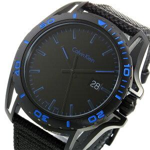 カルバンクラインCALVINKLEINクオーツメンズ腕時計時計K5Y31YB1ブラック/ブルー【ポイント10倍】【_包装】
