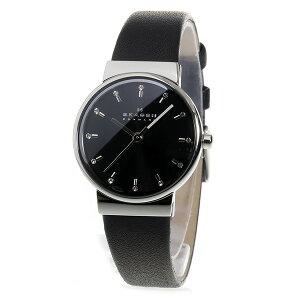 スカーゲンSKAGENアンカークオーツレディース腕時計時計SKW2193ブラック【ポイント10倍】【_包装】