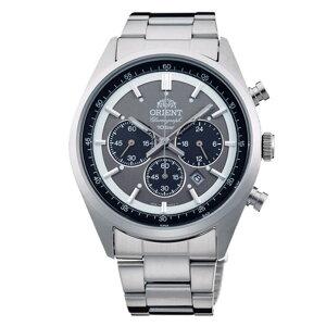 オリエントネオセブンティーズクロノメンズ腕時計時計WV0011TXグレー国内正規【ポイント10倍】【_包装】