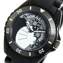 ドラえもんウォッチ クオーツ 1000本限定 腕時計 時計 DO-0008B ブラック