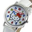 シチズン ハローキティ クオーツ レディース 腕時計 時計 HK15-001 ホワイト【ポイント10倍】【楽ギフ_包装】