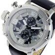 コグ COGU クオーツ クロノ メンズ 腕時計 時計 C61-CGY グレーカモフラ【ポイント10倍】【楽ギフ_包装】