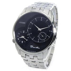 シチズンCITIZENクオーツメンズ腕時計時計AO3005-56Eブラック【ポイント10倍】【_包装】