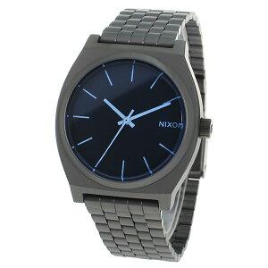 ニクソンNIXONタイムテラークオーツメンズ腕時計時計A045-1427ブラック【ポイント10倍】【_包装】