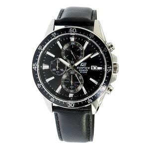 カシオCASIOエディフィスEDIFICEクロノクオーツメンズ腕時計時計EFR-546L-1AVブラック【ポイント10倍】【_包装】