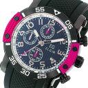 エルジン ELGIN クオーツ クロノ メンズ 腕時計 時計 EG-0...