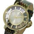 ヴィヴィアン ウエストウッド クオーツ レディース 腕時計 時計 VV055GDSN ゴールド【ポイント10倍】【楽ギフ_包装】