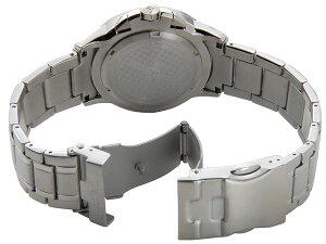 ジャックルマンシドニークロノデイトクオーツメンズ腕時計時計1-1542Eシルバー【ポイント10倍】【_包装】