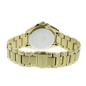 コーチCOACHトリステンTRISTENラインストーンベゼルクオーツレディース腕時計時計14502507ゴールド【ポイント10倍】【_包装】