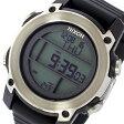 ニクソン NIXON ユニット ダイブ THE UNIT DIVE クオーツ メンズ 腕時計 時計 A962-000 ブラック/シルバー【ポイント10倍】【楽ギフ_包装】