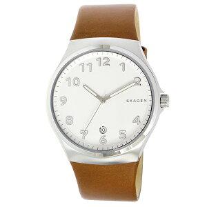スカーゲンSKAGENスンドビーSUNDBYクオーツメンズ腕時計時計SKW6269ホワイト【ポイント10倍】【_包装】