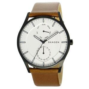 スカーゲンSKAGENホルストHOLSTクオーツメンズ腕時計時計SKW6317ホワイトシルバー【ポイント10倍】【_包装】